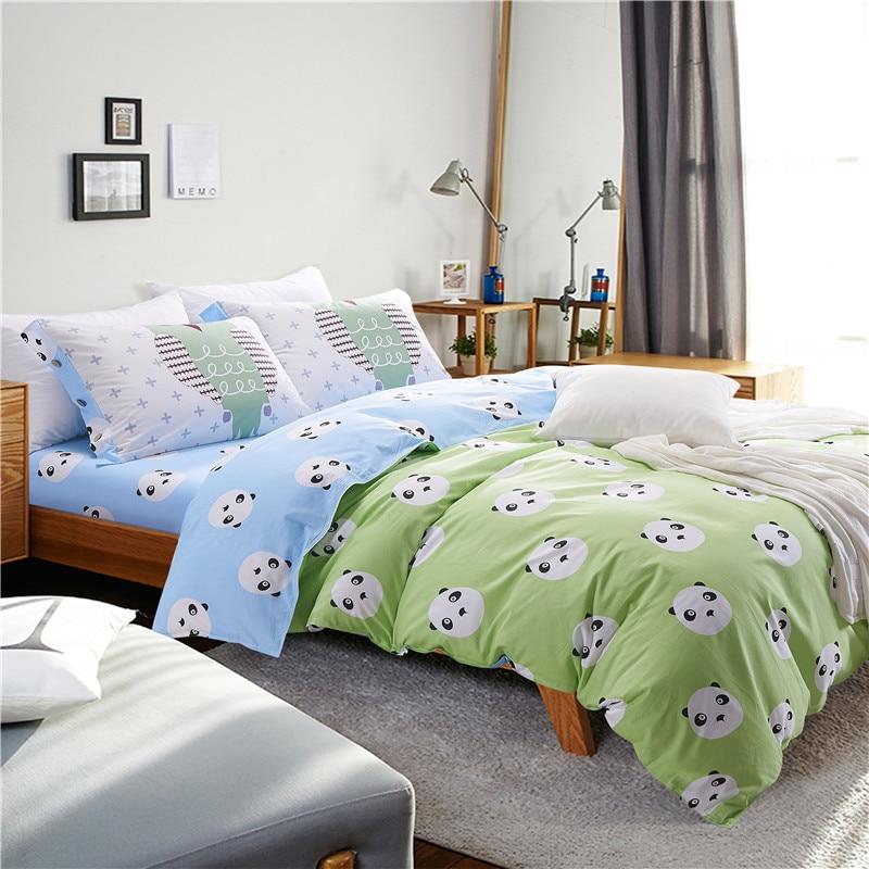 achetez en gros panda housse de couette en ligne des. Black Bedroom Furniture Sets. Home Design Ideas