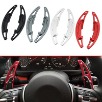 Car Styling Steering Wheel Gear Extension Paddle Shifter For BMW M2 M3 M4 M5 M6 X5M X6M F10 F12 F87 F80 F82 F85 F86 Accessories