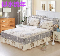 2016 New High end Home Textile Products Quality Bed Skirts And Pillow 120 * 200cm / 150 * 200cm / 180 * 200cm Three Selection