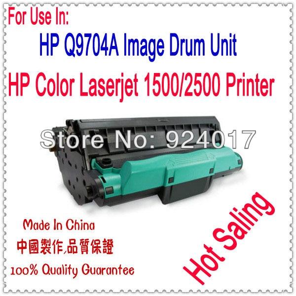 Use For HP Q9704A Drum Unit Cartridge,Image Drum Unit For HP Color Laserjet 1500 2500 Printer,For HP 2500 1500 Q9704a Drum Unit