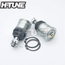 H-TUNE 4WD 25mm Front Extended Upper Ball Joint For Navara D40 05-14