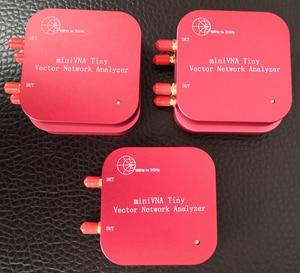 Image 2 - 1 M   3 GHz Vector Network Analyzer miniVNA Tiny Plus2 VHF/UHF/NFC/RFID เสาอากาศ RF เครื่องวิเคราะห์สัญญาณ SWR/S   พารามิเตอร์/Smith