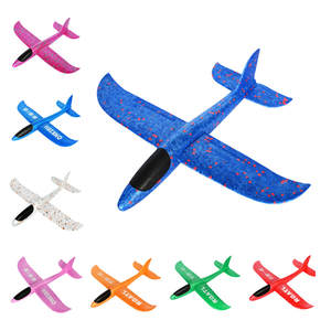 Lesion 1pcs Airplane Foam Aircraft Toys For Children