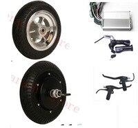 8 350W 36V electric motor , electric wheel hub motor , electric scooter motor , electric scooter motor kit