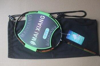 DUORA 10 LCW badminton rackets carbon T joint 30 lbs High Quality badminton racquet bracelet