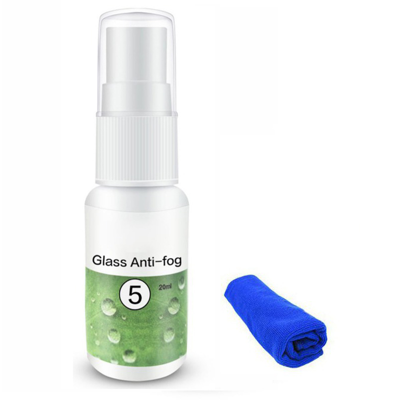 Automotive Glass Antifogging Agent HGKJ-5-20ml Glasses Helmet Defogging Coating Anti-fog Agent Car Cleaning New A