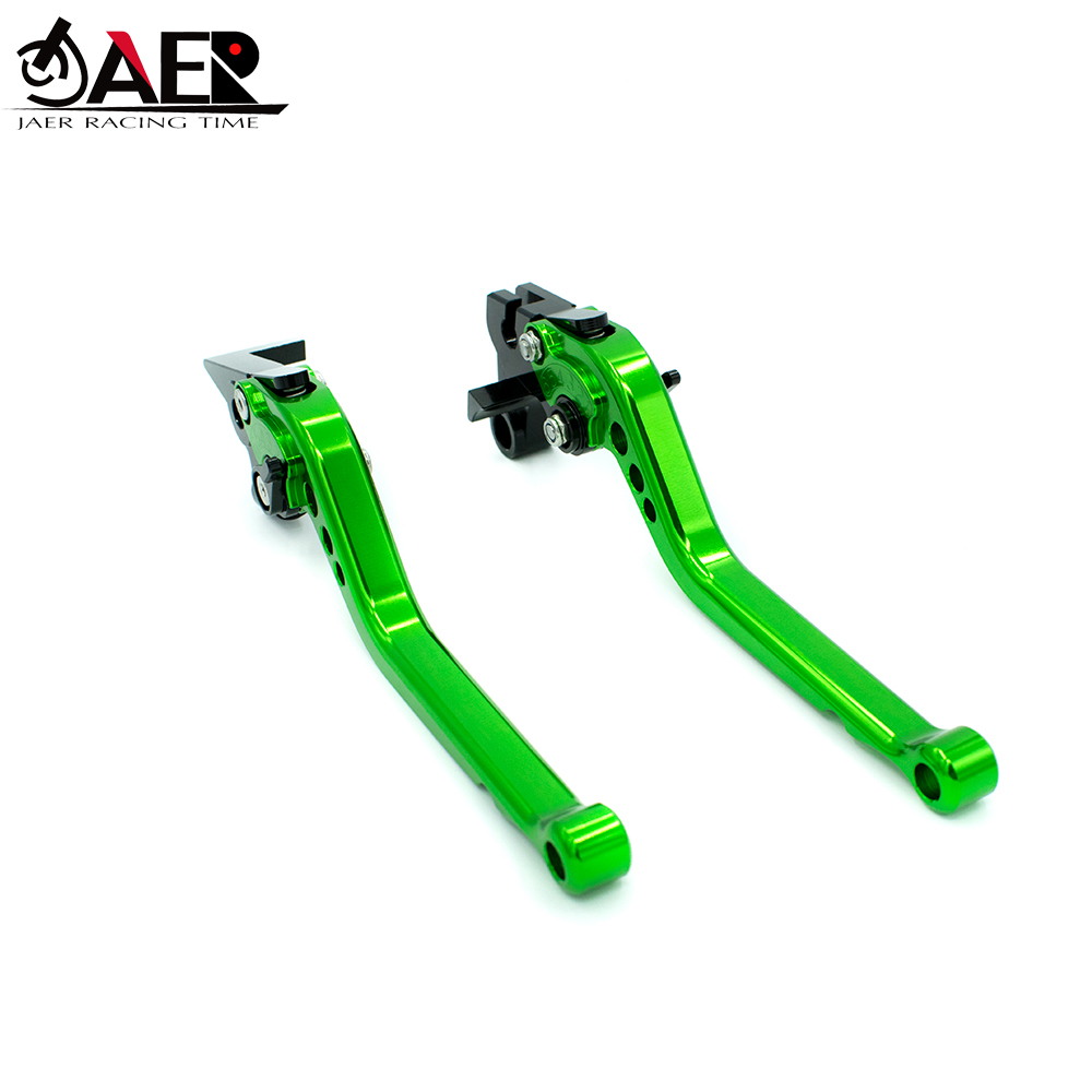Image 2 - JEAR Brake Clutch Lever Set For Kawasaki Z750 2007 2008 2009 2010 2011 2012 Motorbike Brakes Levers-in Levers, Ropes & Cables from Automobiles & Motorcycles
