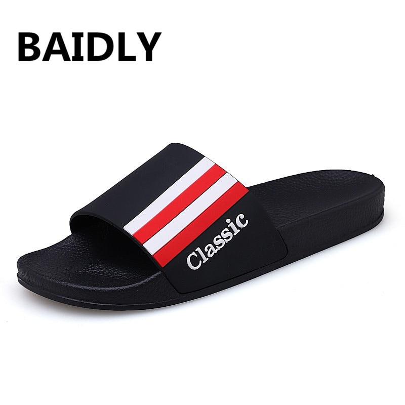 Mens Slippers Breathable Memory Foam Indoor Comfortable Flip Flops Beach  Sandals Outdoor New Summer Slippers Men|Slippers| - AliExpress