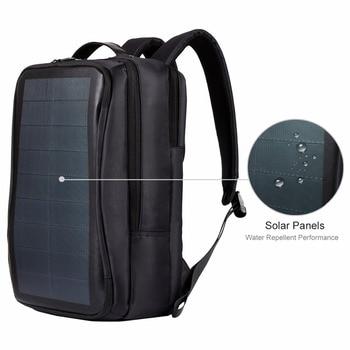 Flexible Solar Panel 14W Power Backpack  5