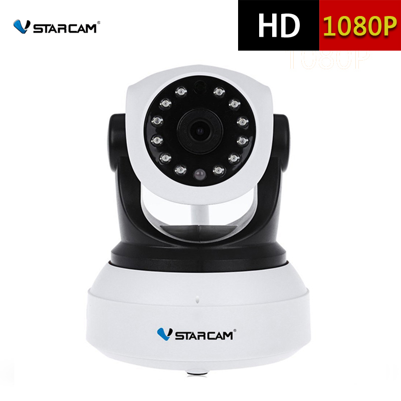 Vstarcam C24S 1080P Full HD IP Wireless Camera P2P indoor WIFI Security Camera Surveillance CCTV Cam home Safe for Baby Monitor pvt 898 5g 2 4g car wifi display dongle receiver airplay mirroring miracast dlna airsharing full hd 1080p hdmi tv sticks 3251