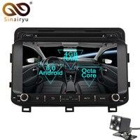 Sinairyu Android 8,0 Octa Core 8 автомобиль DVD проигрыватель для KIA OPTIMA K5 2014 2015 gps Navi Мультимедиа Радио стерео Штатная WI FI