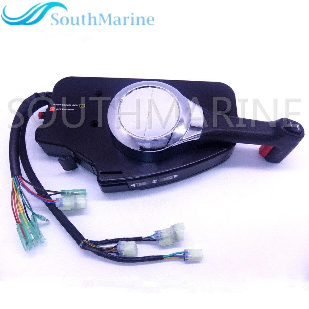 Boat Engine 24800-ZZ5-A22 24800-ZZ5-A01 24800-ZZ5-A02 Remote Control Box For Honda Outboard Motor BF40-150
