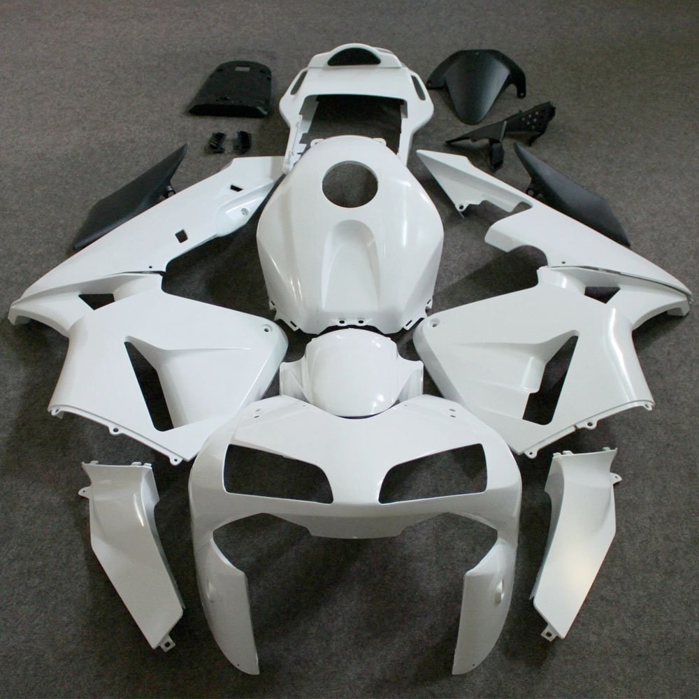 Motorcycle Unpainted Fairing Kit Bodywork For Honda CBR 600RR CBR 600 RR F5 2003 2004 CBR600RR 03 04 Injection Mold Fairings hot sales for honda cbr600rr 2003 2004 cbr 600rr 03 04 f5 cbr 600 rr blue black motorcycle cowl fairing kit injection molding