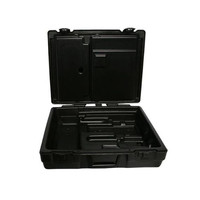 Plastic Case ABS Safety Protection Box for Tech2 GM Scania VCI2 VCI 3 Diagnostic Tool Waterproof Hard Storage Case