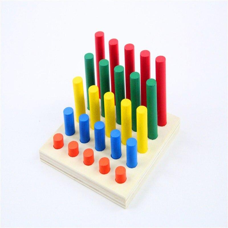 Brinquedo do bebê montessori sensorial brinquedos 1