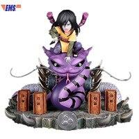 Anime Naruto Akatsuki Organization Q Version Orochimaru GK Resin Limit Statue Action Figure Model Toy X467