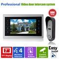 """Ysecu 7 """" жк-видео звонок камеры 800TVL домашней безопасности дверная панель система мониторинга"""