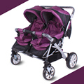 Baolai Baby carriage Big wheel shocking-proof twins baby stroller double stroller twins cart comfortable for twins