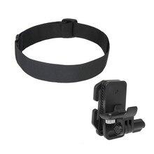 Mini clipe cabeça kit de montagem para sony ação cam hdr-as100v as-200v hdr-az1 fdr-x1000vr assim como blt-chm1