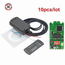 10pcs/lot Adblue 8in1 update to Adblue 9 in 1 Universal NOT NEED ANY SOFTWARE 9in1 AdBlue Emulator Box for multi-brands trucks