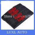 Para hyundai solaris sotaque ix35 i30 i20 tucson Sonata 2016 elantra santa fe chinelo porta tiras de adesivos para carro acessórios do carro-styling