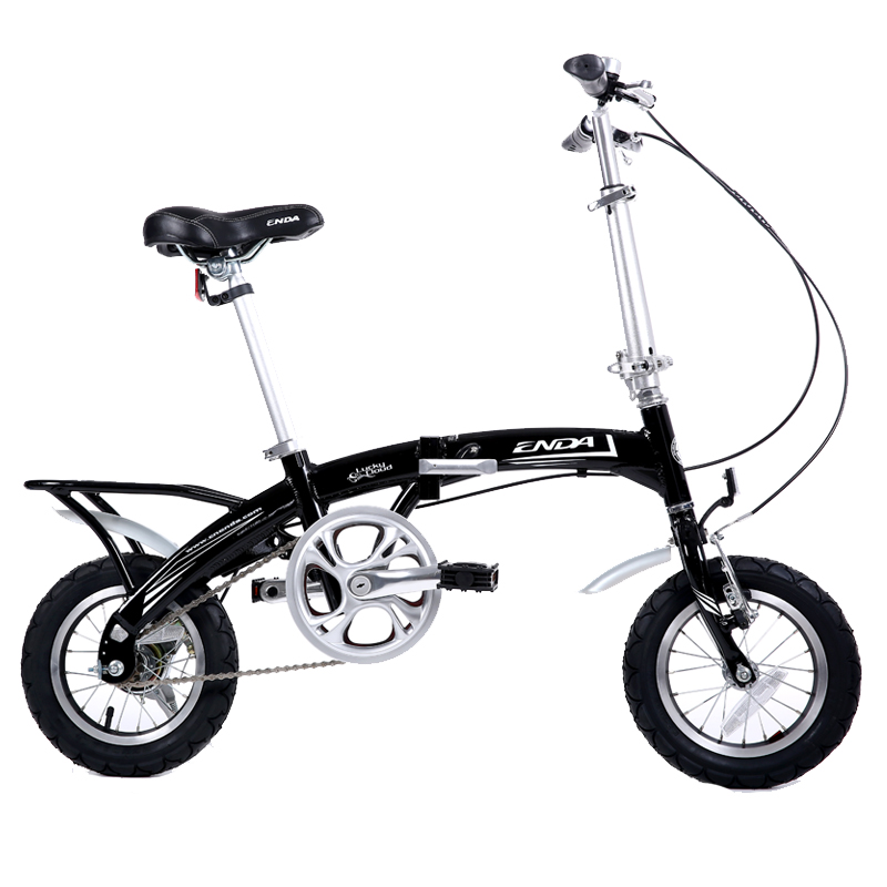 2016 Kwheel алюминиевый сплав складной велосипед 12 дюймов Детский велосипед супер свет студент Велоспорт