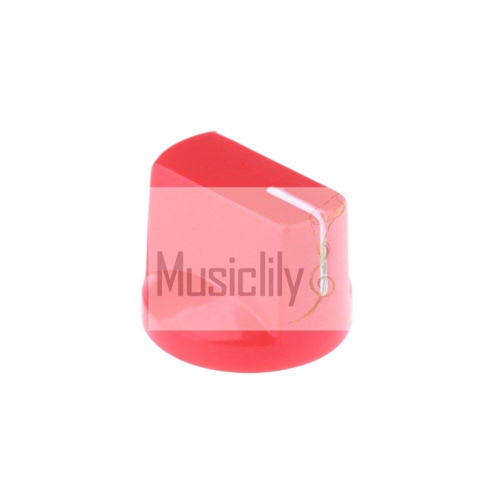 Bulk Sale 60pcs Red Plastic Stove Top Guitar Bass Preamp