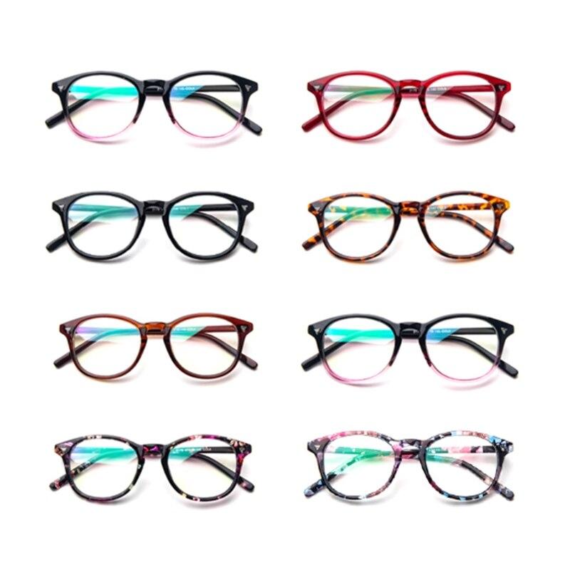 2018 Heißer Vintage Klare Linse Brillen Rahmen Retro Männer Frauen Unisex Gläser Optische A17_40 Attraktive Mode
