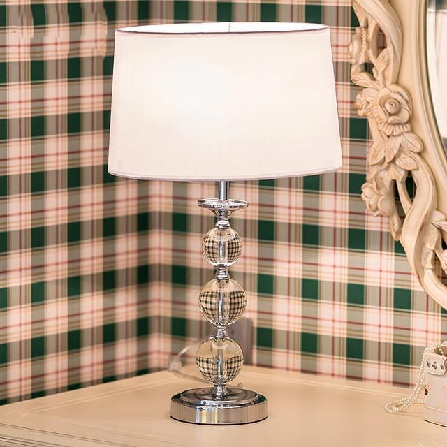Lampada da comodino lampada da tavolo lampade per camera da letto soggiorno decorazione della - Lampade per comodino letto ...