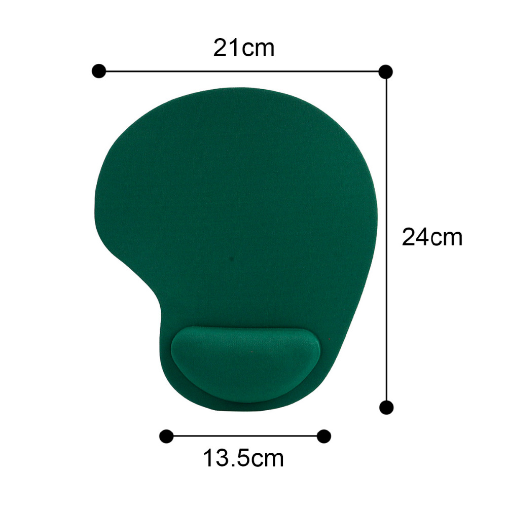 Large Computer Gaming Mouse Pad With Wrist Rest Computer Laptop Gaming Mouse Pad With Wrist Support Mice Mat With Hand Rest