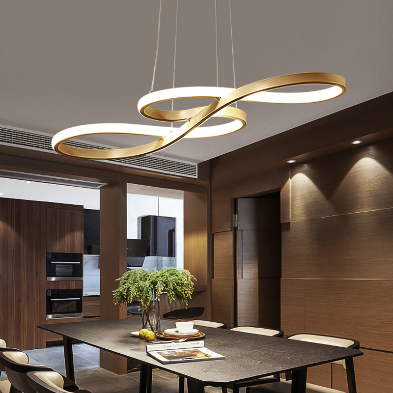 Minimalism DIY Hanging Modern Led Pendant Lights For Dining Room Bar suspension luminaire suspendu Pendant Lamp Lighting FixtureMinimalism DIY Hanging Modern Led Pendant Lights For Dining Room Bar suspension luminaire suspendu Pendant Lamp Lighting Fixture