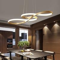 Minimalismo diy pendurado moderno led pingente luzes para sala de jantar barra suspensão luminária suspendu luminária luminária|Luzes de pendentes| |  -