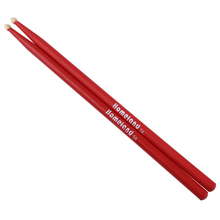 A Pair Music Band Maple Wood Red Drumsticks 5A