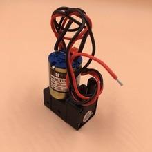 KHF 10 small ink pump for Large format solvent printer Liyu Myjet Infinity Allwin Xuli liquid 3w 24v