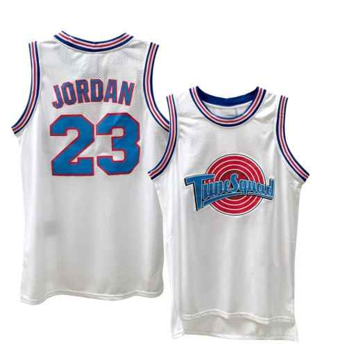 8a9c1ec8106 ... Space Jam Tune-Squad Basketball Jersey Lola 10 Bugs Bunny 1 White  Stitched S-