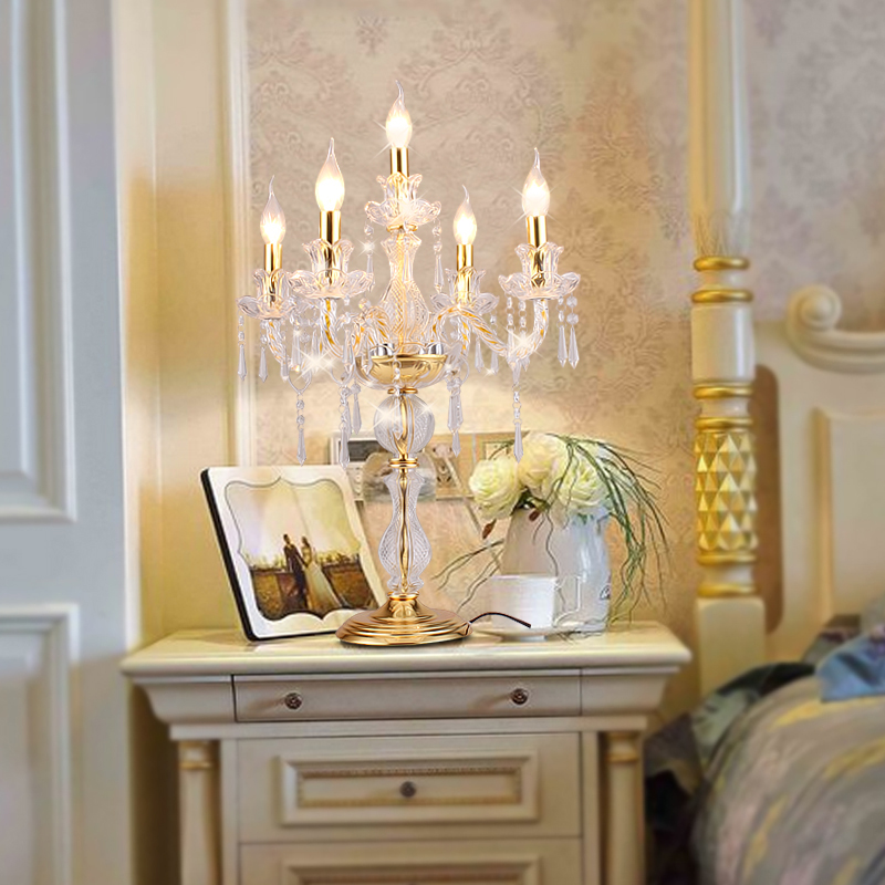 Factory Outlet Vintage Crystal Candle Lighting Rustic Matt: Compare Prices On Stone Dining Room Table- Online Shopping