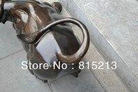 Wang 000274 Wall Street Bronz Fierce Bull OX Heykeli|statue|statue bronze  -