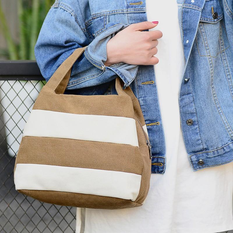 Famous Brand Women Shoulder Bag Casual Canvas Shopping Tote Bags Handbag for Women Beach Totes Shoulder Bag Hobos Bolso Mujer (39)