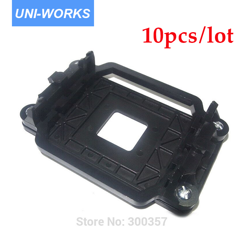 10pcs/lot Desktop motherboard CPU Cooler Fan heatsink Bracket Holder Base For <font><b>AM2</b></font> AM3 FM1 FM2 <font><b>940</b></font> <font><b>socket</b></font> image