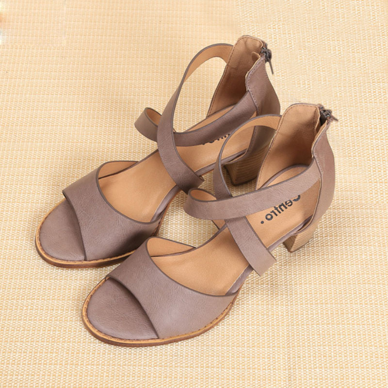 New  Summer Cross Strap High Heels Womens Wedges Sandals Shoes  EBay