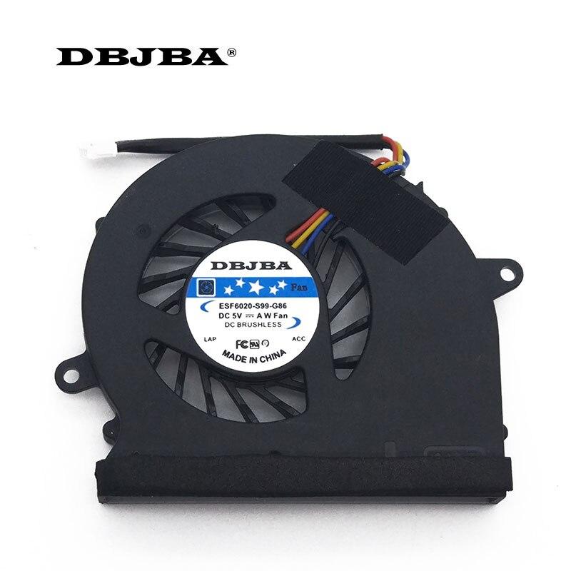 CPU Cooler Fan  HP 4230S 4231S 0.40A KSB0505HB 6033B0024801-AJ68 DC05V