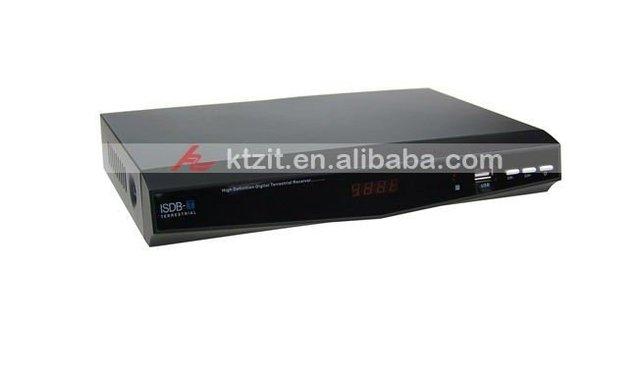 ISDB-T Digital Television TV Receiver Box