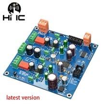 1 Stks AK4497EQ DAC Decoder Officiële Standaard Circuit! I2S DSD Input Halffabrikaten Diy Kit Board Wth Zachte Controle Gratis Verzending