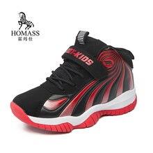wholesale dealer 31efb 23096 Femmes basket-ball bottes haut enfants baskets en peluche chaleur Sport  chaussures garçons filles formateur