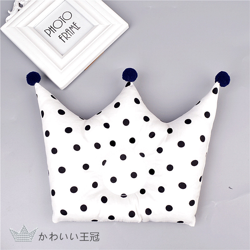 Shaping Pillow Baby Newborn Cute Backrest Cushion 0-1 Years Old Anti-head Correction Pillow Bedroom Bedding Room Decoration 1
