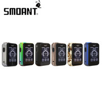 Original Smoant Charon TS 218W Touch Screen TC Box MOD With Max 218W Output 2 4