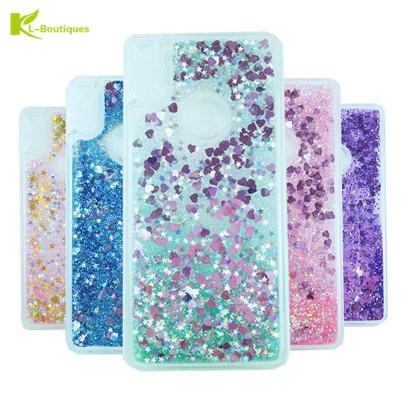 Mi 8 Soft Silicone Case on For Xiaomi Mi 8 Mi8 Case Cover TPU Transparent Liquid Phone Cases For Xiaomi Mi 8 SE Case Coque Capa