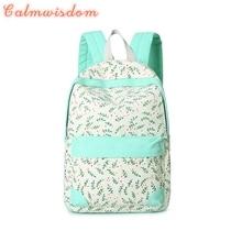 평온한 패션 여성 배낭 십대 소녀를위한 고품질 청소년 배낭 여성 학교 어깨 가방 Bagpack mochila