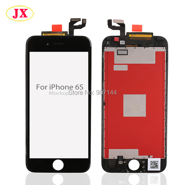 4 7 Grade AAA No Dead Pixel For iPhone 6s LCD Display with 3D Touch Screen  Digitizer Assembly Black or White Free DHL Shipping