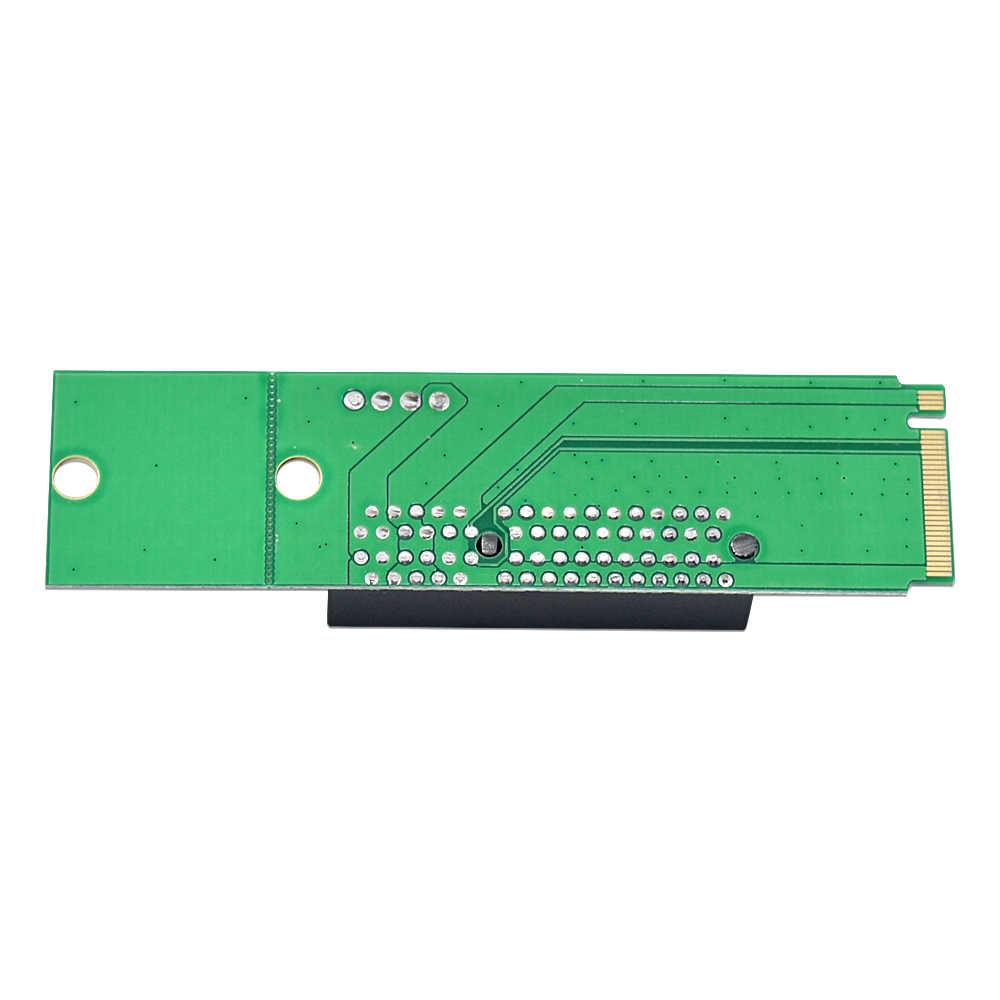 Chipal Laki-laki Ke Perempuan NGFF M.2 untuk Pci-E 4X 1x Slot Riser Kartu Adaptor PC Yaitu X4 X1 untuk M2 Converter untuk Litecoin ETH Pertambangan
